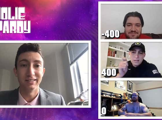 Stoolie Jeopardy Episode 16 Featuring Uncle Chaps