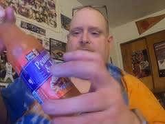 Tank's Taste Test Peanut Butter & Jelly Soda
