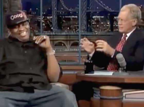 Wake Up With Patrice O'Neal On Late Night With David Letterman