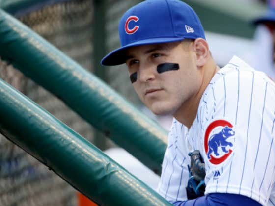 "Ian Happ Says Anthony Rizzo ""Deserves To Have A Statue"" Outside Wrigley"
