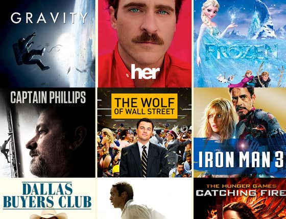 Which Three 2013 Movies Would you Delete FOREVER?