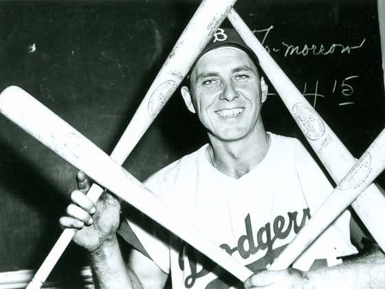 On This Date in Sports August 31, 1950: Gil Goes Fourth