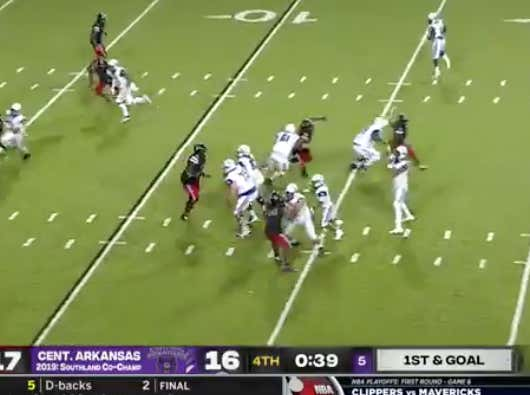 We Kicked Off The College Football Season With An Awesome Gambling Finish