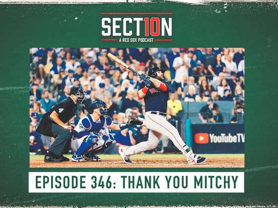 Section 10 Podcast Ep. 346: Thank You Mitchy