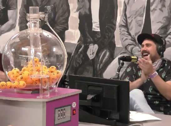 Best Of Channel 85 Week 22 - Big Cat's Lotto Machine Vs. Tommy Walker + Zillion Beers Vs. Barstool Breakfast