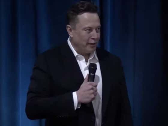 Elon Musk Shows Off His Pig That Has Had A Chip Implanted In Its Brain And Says That Is The Future For Humans