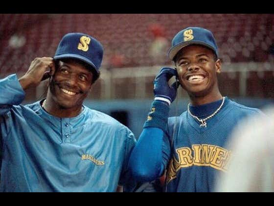 30th Anniversary of Ken Griffey Jr. And His Dad Being The First Father Son Duo To Play Together