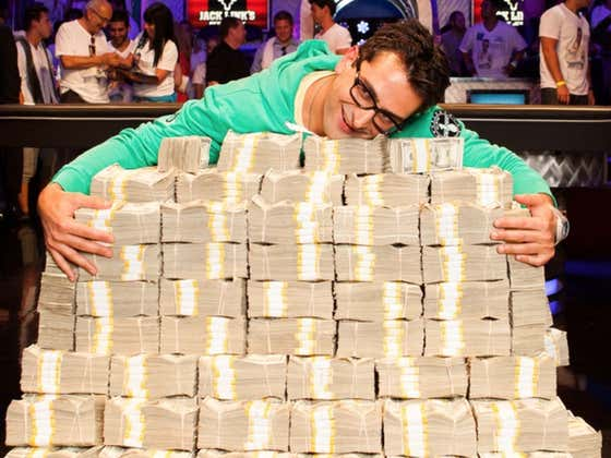 A Woman Stole Over $1 Million In Cash, Jewelry, And Poker Chips From Antonio Esfandiari's Safe