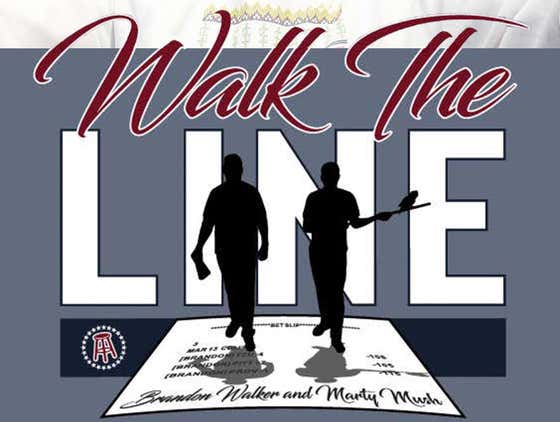 Walk The Line - September 1st, 2020