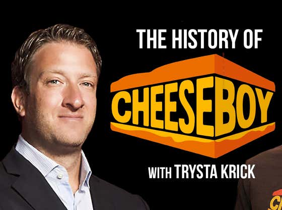 Stool Slang - The History of Cheeseboy