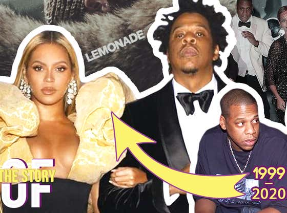 The Story Of Beyoncé & Jay Z: Music's Ultimate Power Couple