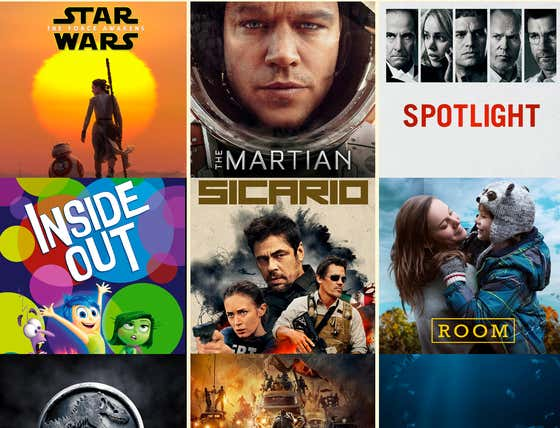 Which Three 2015 Movies Would You Delete FOREVER?
