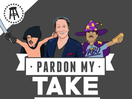 PMT: Rob Schneider, Dungeons And Dragons, NBA Playoffs + B1G Football Is Back In