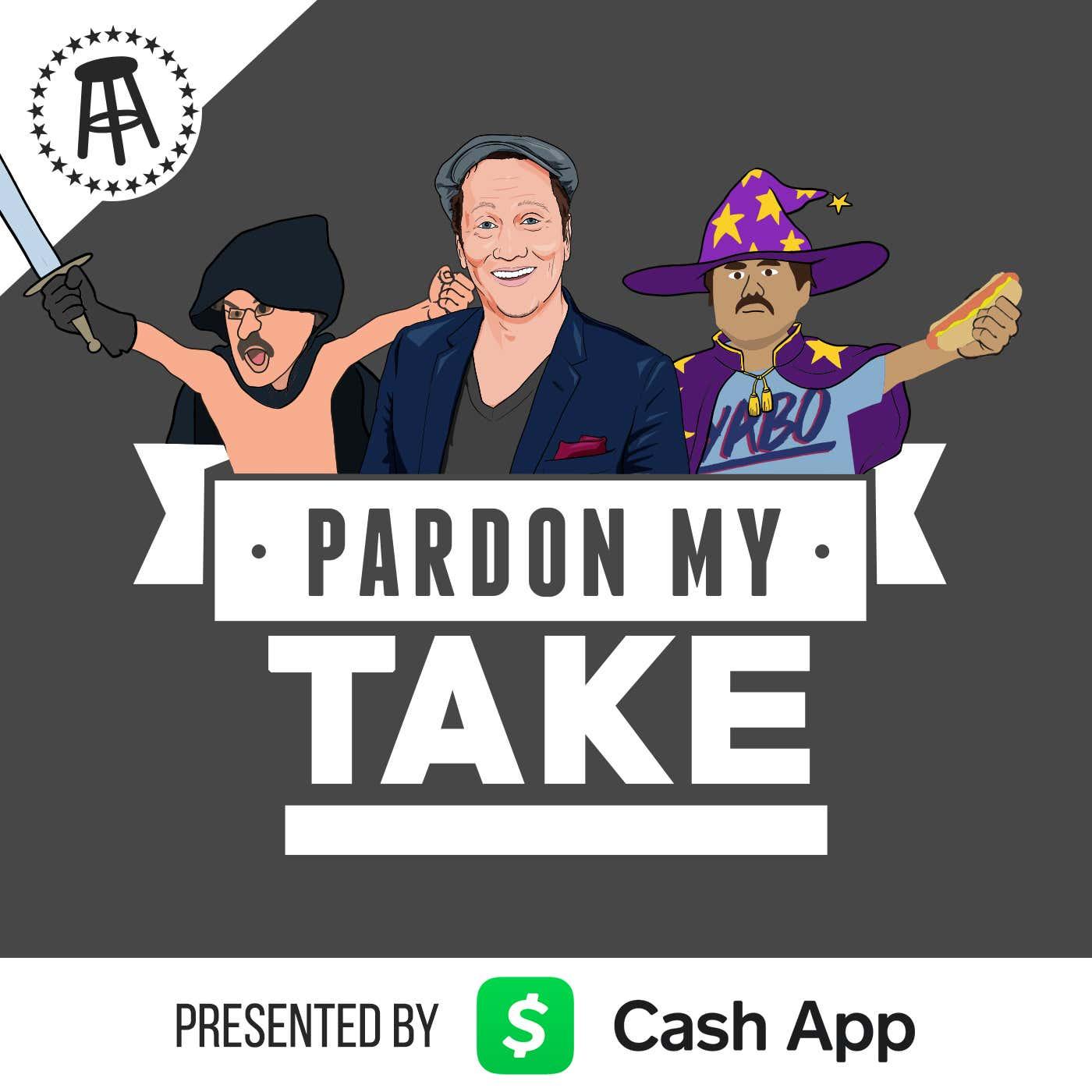 Pardon My Take - popular podcast