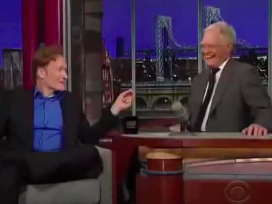 Wake Up With Letterman And Conan Shitting All Over Jay Leno