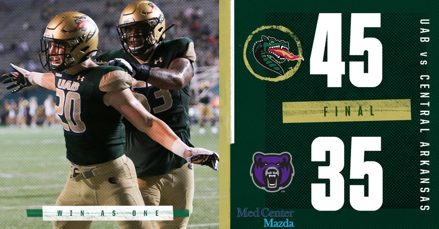 I Feel Bad For All The UAB Bettors Out There