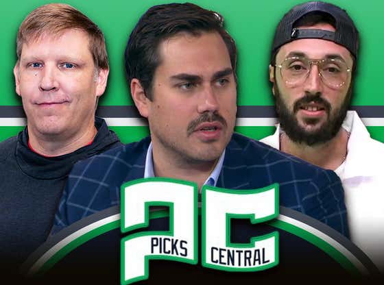 The First Picks Central Caller-Off Is Officially Underway