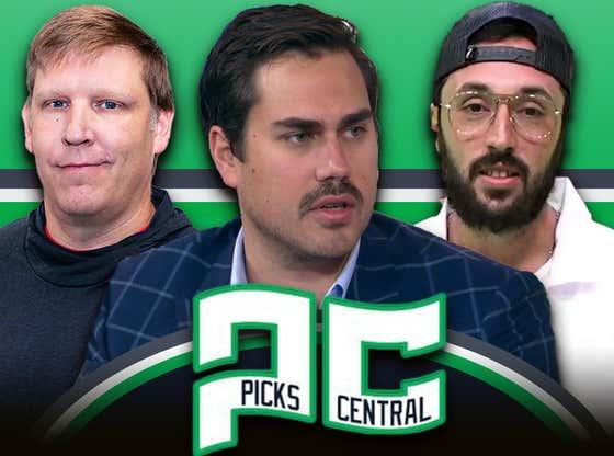 Picks Central - September 22, 2020