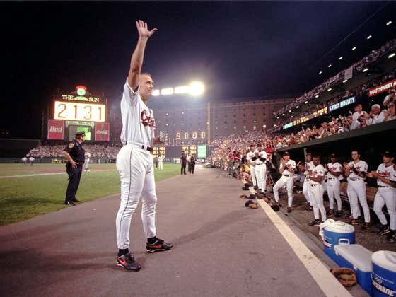 On This Date in Sports: September 6, 1995: 2131
