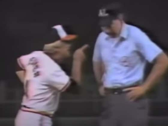 Wake Up With Earl Weaver's Legendary 'You're Here To Fuck Us' Rant And Ejection