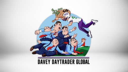 Davey Day Trader - January 22, 2021