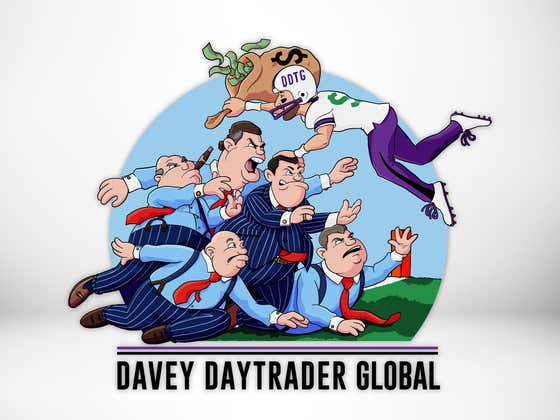Davey Day Trader - December 1, 2020