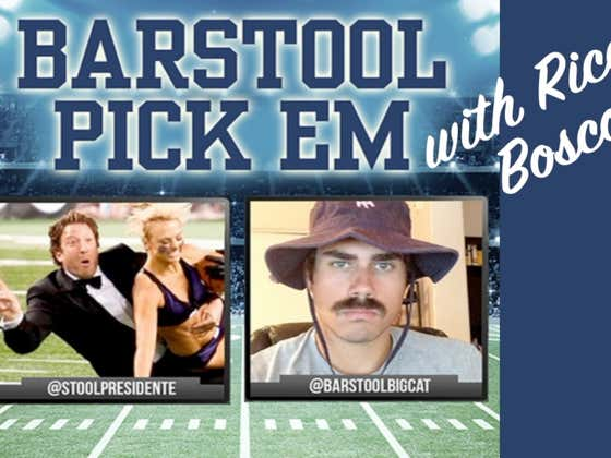 Coming Soon... The Pick Em Pod is Back