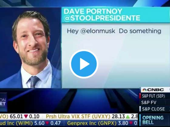 """""""The Key To This Market Is Portnoy's Next Move"""""""