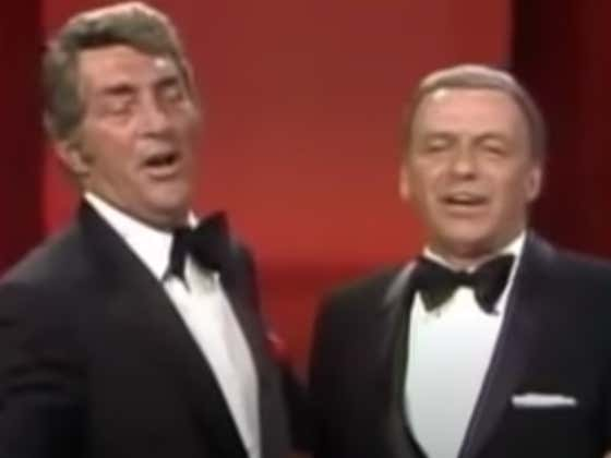 Wake Up With A Nine Minute Dean Martin And Frank Sinatra Live Medley