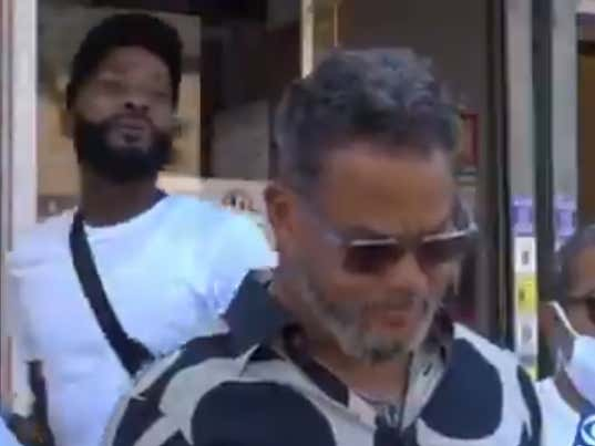 During Interview With Local News, NYC Bodega Association President Gets Completely Emasculated By Random Dude For Being A Fraud