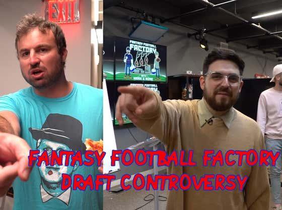 The 2020 Barstool Sports Fantasy Football Draft
