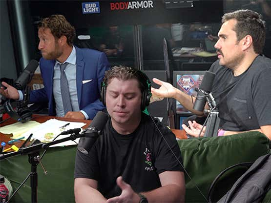 Rico, Dave, and Big Cat Discuss the All Important Squeeze Out Clause