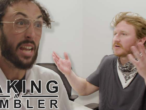 Making a Gambler Season 2 - What the Hell is a Puckline? And What's Wrong with Marty's Hair?