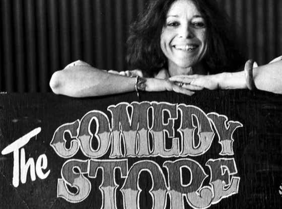 The First Official Trailer For The Comedy Store Documentary Just Dropped And Shocker...It Looks Awesome