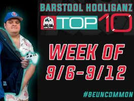Want Your Gaming Clip Featured On Barstool?  We're Taking Submissions - TOP 10 HOOLIGANZ HIGHLIGHTS OF THE WEEK