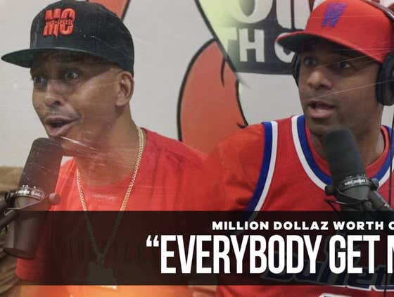 "FULL VIDEO: MILLION DOLLAZ WORTH OF GAME EP:78 ""EVERYBODY GET NAKED"""