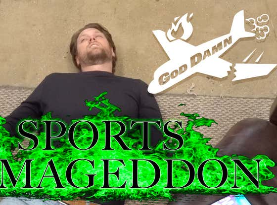 Season 4 Premiere of The Goddamn Jets