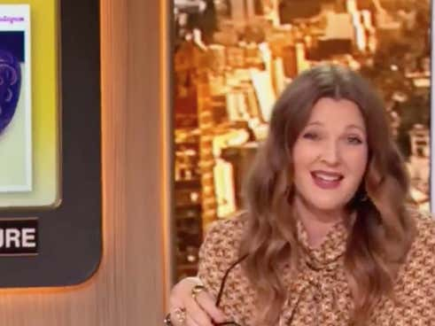 Drew Barrymore Has A New Talk Show And It Is ROUGH