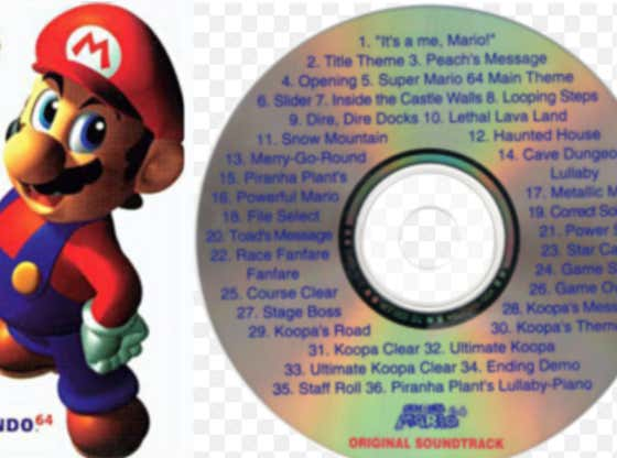Wake Up With The Top 100 N64 Songs