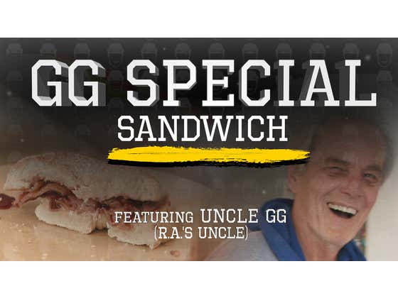 How To Make The INFAMOUS GG Special Breakfast Sandwhich with RA & Biz Nasty