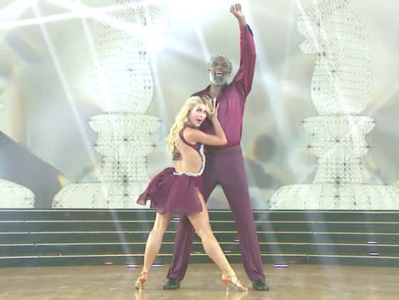 "Charles Oakley Objectively Had The Best Round In ""Dancing With The Stars"" History That I Have Ever Seen"