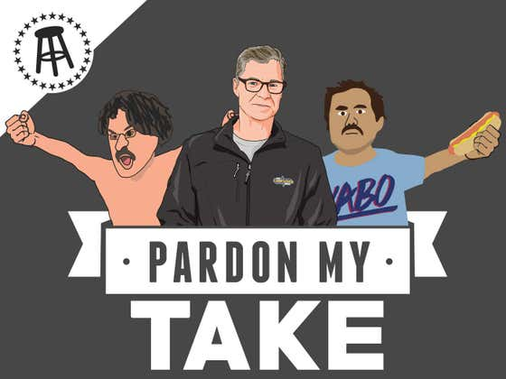 PMT: Dan Patrick, Playoff Pee Pee And The Clippers Are Frauds + MNF