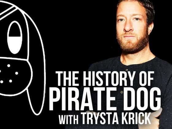 Stool Slang: The History of Pirate Dog