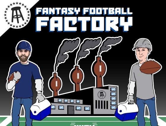 Fantasy Football Factory Episode 13: Players We Are Thankful for Drafting and Roman Numerals