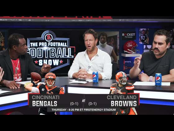 We Need An Apology From Whoever Made Browns Bengals A Primetime Game