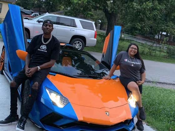 If You Won A Lamborghini From Young Dolph, Would You Keep Or Sell It?