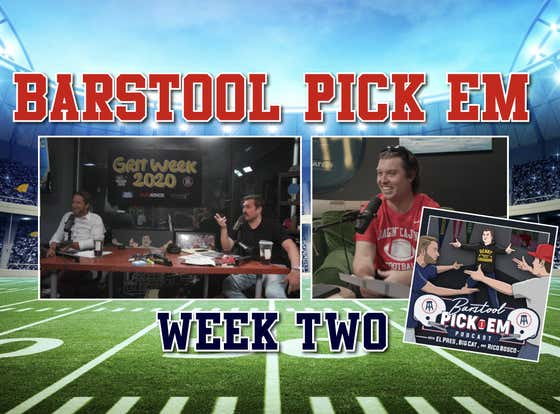 A Change 8 Years in the Making - Pick Em Podcast 2020 Week 3