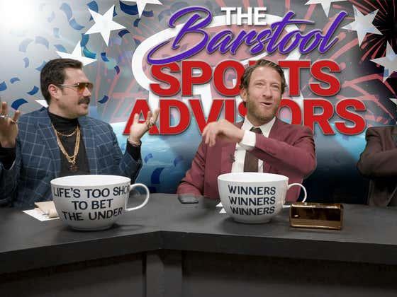 Barstool Sports Advisors NFL Week 2