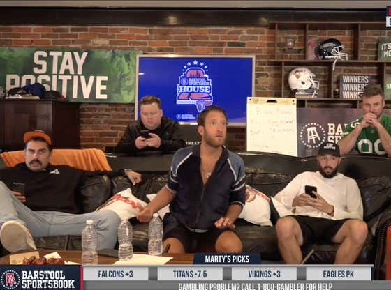 Full Replay: NFL Week 2 Early Games & Witching Hour at the Barstool Sportsbook House