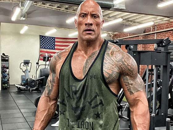 The Rock Wants To Suit Up And Play In The XFL And I Want To Responsibly Bet On The Barstool Sportsbook App That He Will